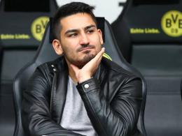 Das Warten hat hoffentlich bald ein Ende: Ilkay Gündogan will Mitte Oktober wieder im Kader des BVB stehen.