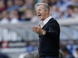 Ein extremes Auf und Ab prägte die Amtszeit von Jens Keller auf Schalke.