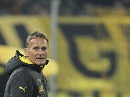 Er bezieht Stellung: BVB-Boss Hans-Joachim Watzke.