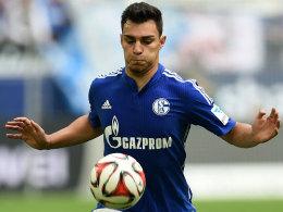 Trainiert wieder mit dem Team: Schalke-Verteidiger Kaan Ayhan.