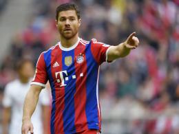 Gibt beim FC Bayern die Richtung vor: Der spanische Welt- und Europameister Xabi Alonso.
