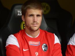 """""""Ein langwieriger Prozess"""": Freiburgs Philipp Zulechner braucht viel Geduld."""