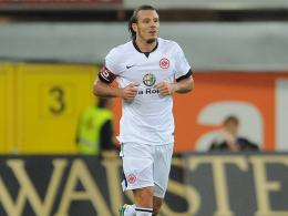 Wird am Donnerstag im Training zurückerwartet: Alexander Meier.