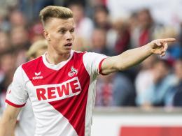 Lernt die Schattenseiten des Geschäfts kennen: Kölns ehemaliger Shootingstar Yannick Gerhardt.