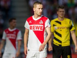 Debüt gegen den BVB gelungen: Kölns Dusan Svento.