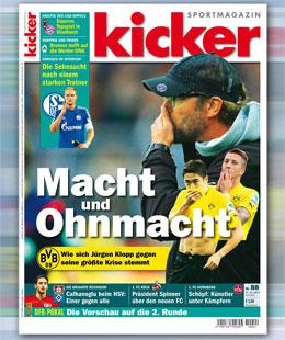 kicker, Ausgabe 88
