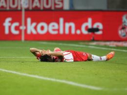 Vorne wieder zahnlos: Der 1. FC Köln, hier ein enttäuschter Yuya Osako, kam gegen Freiburg offensiv nicht zur Entfaltung.