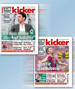 kicker, Ausgabe 89