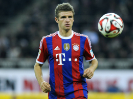 Warnt trotz der aktuellen Situation vor Dortmund: Bayern-Angreifer Thomas Müller.
