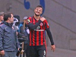 Die Schulter ist Ok, gesperrt ist er dennoch: Haris Seferovic.