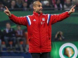 Er warnt eindringlich vor Dortmund: Pep Guardiola.