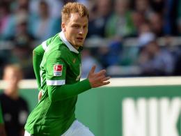 Licht am Ende des Tunnels: Werders Philipp Bargfrede sehnt sein Comeback herbei.
