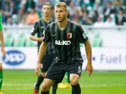 Warnt vor dem Teamgeist des SC Paderborn: Augsburgs Ragnar Klavan.