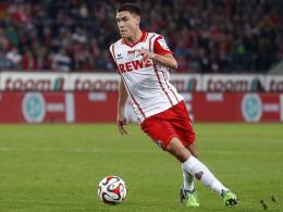 Könnte in Köln bald Konkurrenz auf der Linksverteidiger-Position bekommen: Jonas Hector.