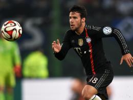 Auf links festgebissen: Neuzugang Juan Bernat schlägt beim FC Bayern ein.