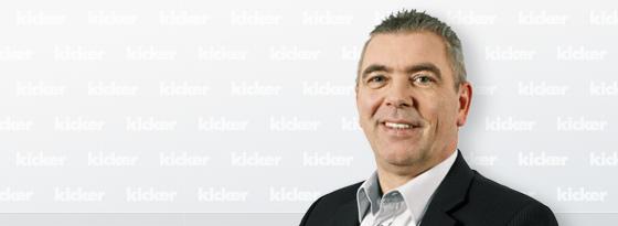 kicker-Redakteur Frank Lußem