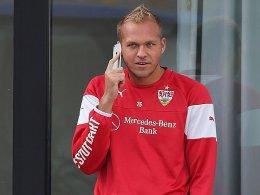 Beim VfB nur noch im zweiten Glied: Raphael Holzhauser.