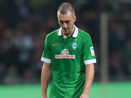 In dieser Saison in Bremen nicht mehr erste Wahl: Luca Caldirola.