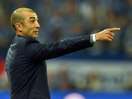 Drei richtungsweisende Heimspiele vor der Brust: Der FC Schalke 04 und Trainer Roberto di Matteo.