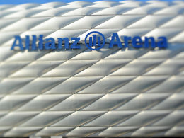 Dem FC Bayern gehört nun die schuldenfreie Allianz Arena.
