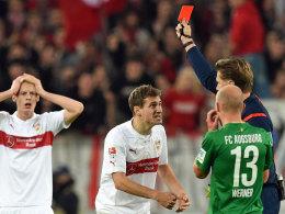 Bilder: FCA gewinnt Schwabenduell - Brisantes Nordderby