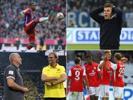 Klassentreffen auf Schalke und in Hoffenheim