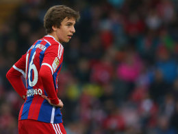 Bayern binden Gaudino - Starke bleibt bis 2016