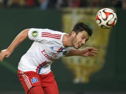Wird wohl im defensiven Mittelfeld einspringen: Hamburgs Tolgay Arslan.