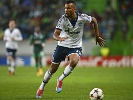 Schalkes Herausragender Akteur Eric Maxim Choupo-Moting wird den Knappen w�hrend des Afrika-Cups fehlen.
