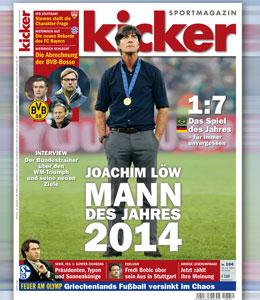 kicker, Ausgabe 104