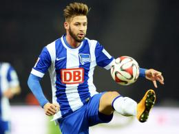 Wünscht sich mehr Spielzeit: Herthas Marvin Plattenhardt, vor der Saison aus Nürnberg gekommen.