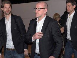 Eintracht-Coach Thomas Schaaf