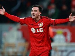 Josip Drmic (Bayer Leverkusen)