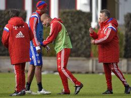 Boateng und Zidane