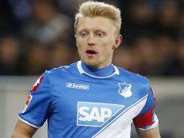 Hoffenheims Kapitän Andreas Beck
