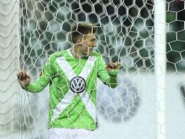 Nicklas Bendtner und der VfL, noch hat sich keine Erfolgsgeschichte aus dem Überraschungstransfer des Sommers entwickelt.