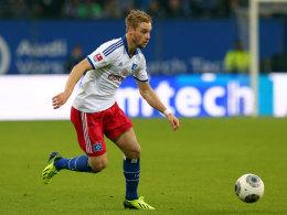 Traf im letzten H�rtetest gegen Odense BK: Maximilian Beister.