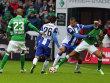 Munterer Kick: Bremen und Hertha BSC.