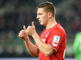 Bleibt in Köln: Der österreichische Nationalspieler Kevin Wimmer.