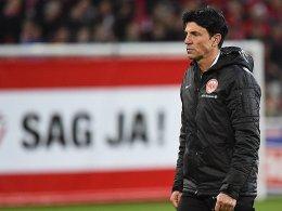 Frankfurts Sportdirektor Bruno Hübner
