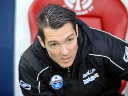 Steht er schon gegen den HSV in der Startaufstellung? Neuzugang Srdjan Lakic.