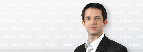kicker-Redakteur Thiemo Müller.