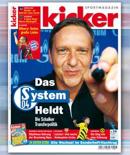 kicker, Ausgabe 14/15