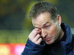 Der Mainzer Coach Kasper Hjulmand.