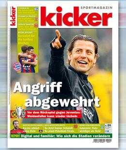 kicker, Ausgabe 24/15