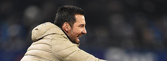 HSV-Trainer Joe Zinnbauer