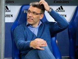 Soll das Ruder beim HSV als Trainer nochmal herumreißen: Peter Knäbel.