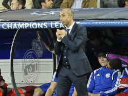 Di Matteo hofft weiter auf die Champions League