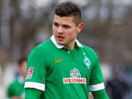 Will wieder eine Rolle spielen, wie zum Saisonbeginn: Werder Bremens Marnon Busch.