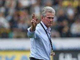 """Heynckes: """"Dortmund kann das Fu�ballspielen nicht verlernt haben."""""""